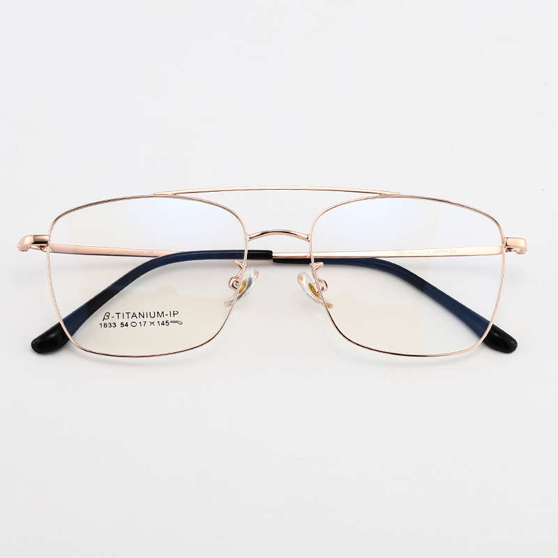 SY-1833 Best sale factory supply titanium optical glasses