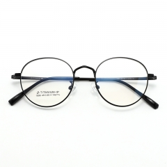 SY-1898 2019 Hot sale fashion design Titanium optical frame
