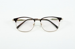 XL3473 Wholesale Spectacle Eyeglass Frame Optic Glasses