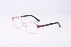 YX0016-SK Business Men woman Spectacle Frame Eyeglasses
